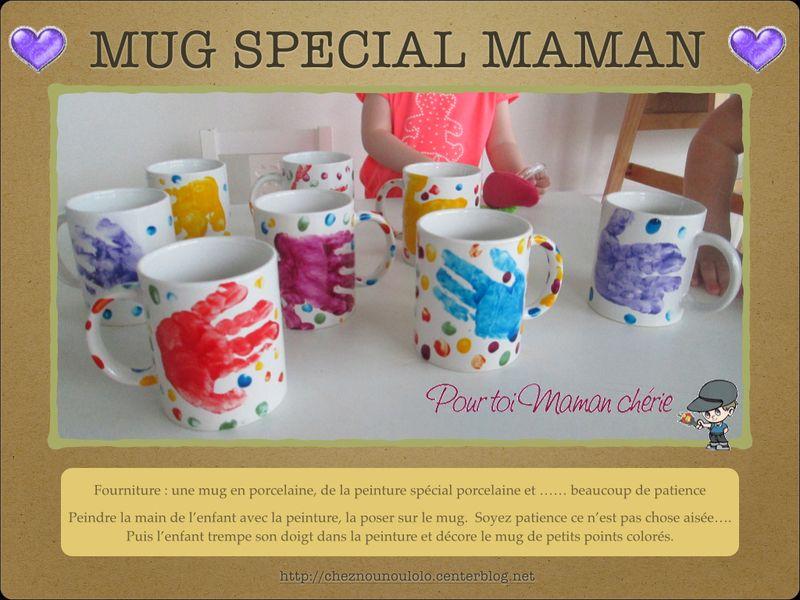 Gut bekannt MUG-SPECIAL-MAMAN-001.jpg | Projets à essayer | Pinterest | Fête  WX34