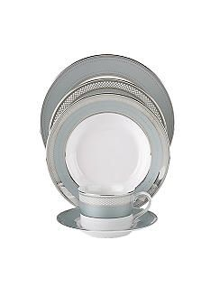 Sleek Pearl Banded Rims Make This Fine, Formal China The Perfect  Centerpiece To A Contemporary Table Setting.