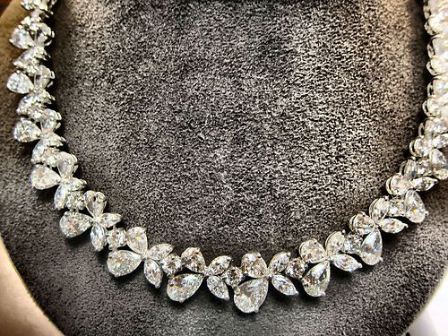 Diamond Necklace |