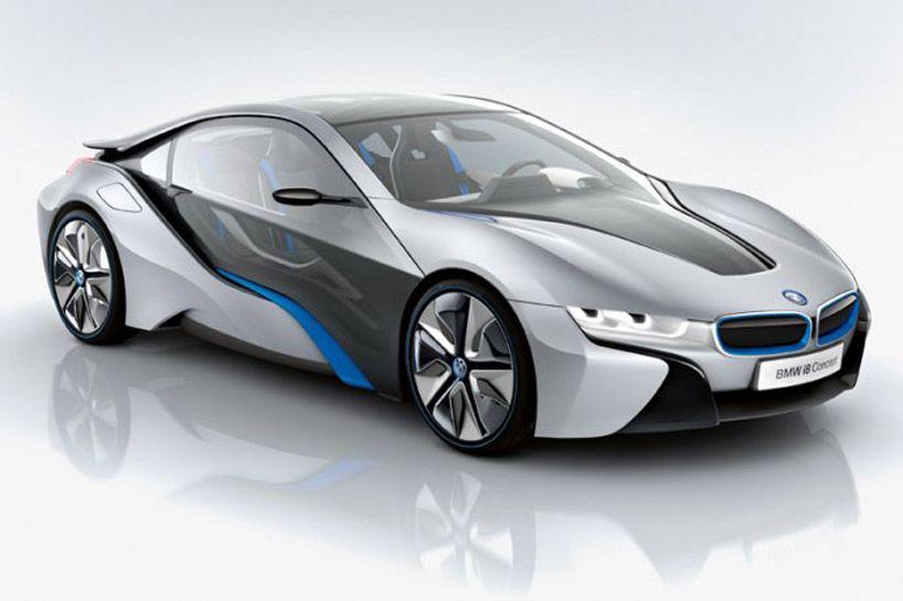 Bmw I3 Electric Car Premiers In North America Bmw I8 Bmw Concept Bmw