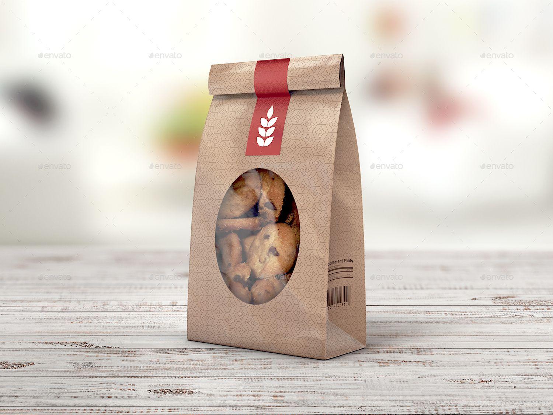 Download Paper Bag Mockup Drinks Packaging Design Bag Mockup Paper Bag Design