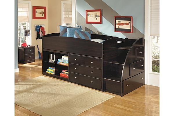 The Embrace Loft Bedroom Set from Ashley Furniture HomeStore (AFHS