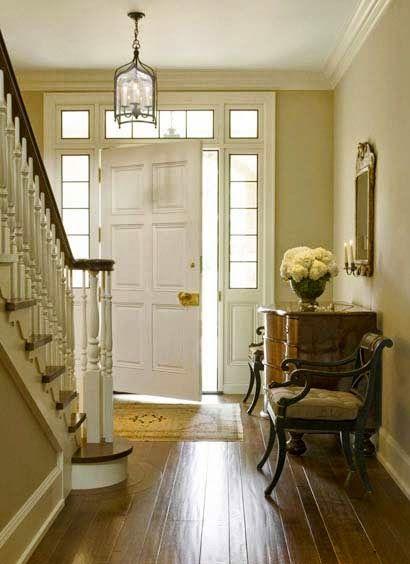 Uma casa de campo inglesa entry casas de campo - Estilo ingles decoracion interiores ...