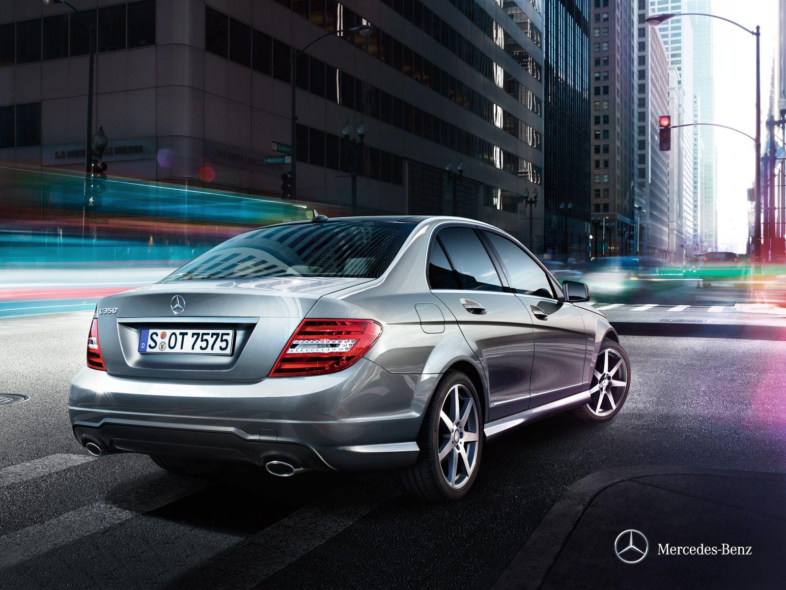 Mercedes benz c series w 204
