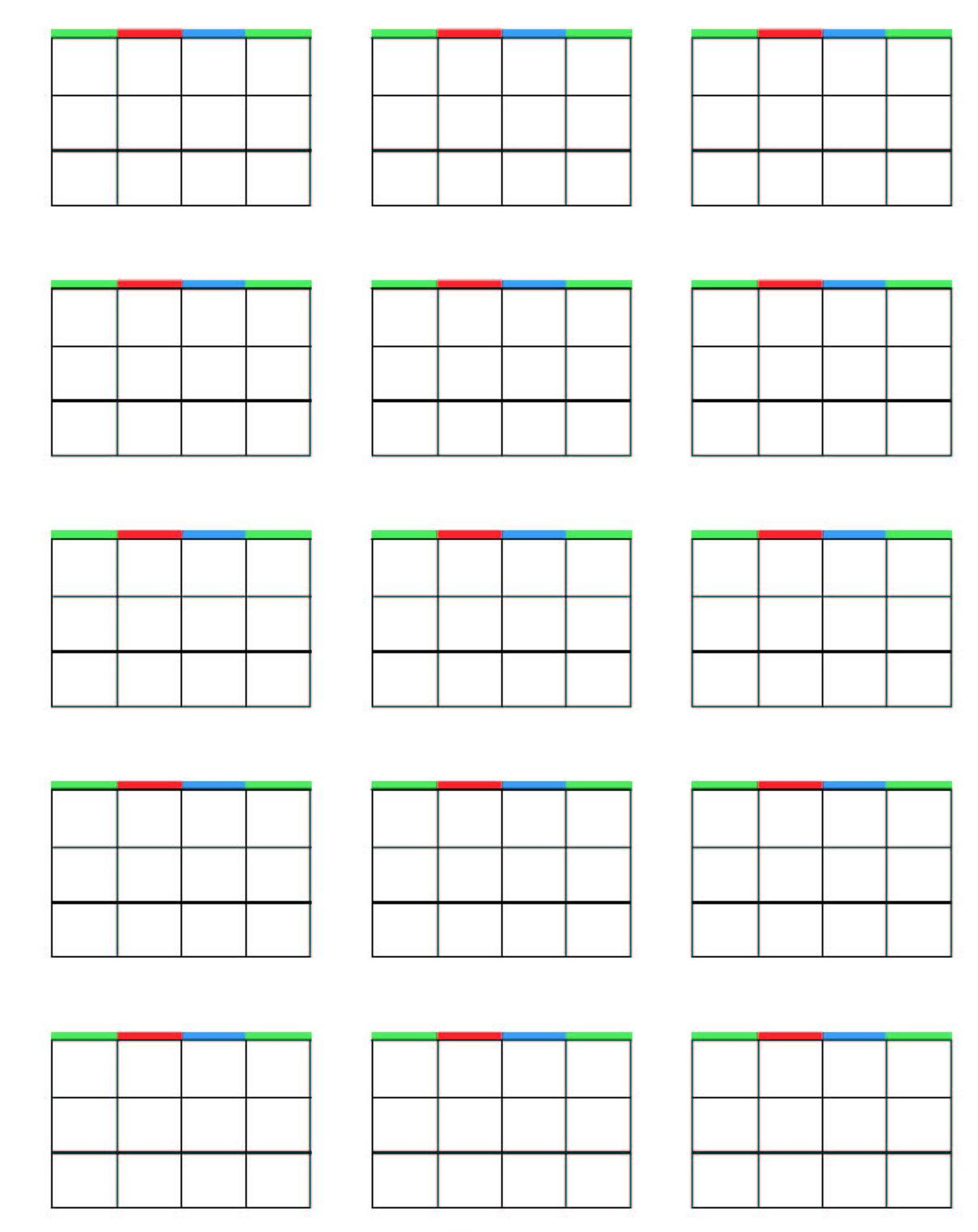 Worksheet For Montessori