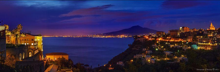 Vico Equense and Vesuvio   #TuscanyAgriturismoGiratola