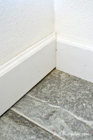 Diy Baseboard Tutorial Tips Trim