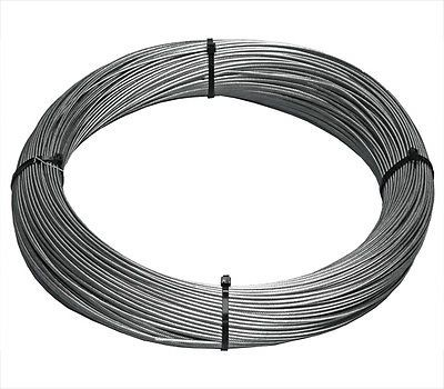 10 Feet Steel Wire Braided Rope Cable 1 25 1 1 4 Thick Make Damascus Knives Cable Railing Stainless Steel Cable Stainless Steel Railing