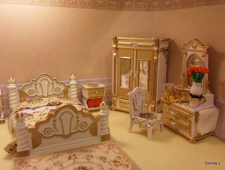 Playmobil By Emma.J Victorian Christmas Living Room