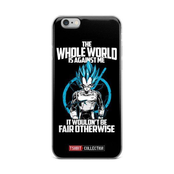 Super Saiyan Vegeta God Fair Otherwise Iphone Case - PF00541PC