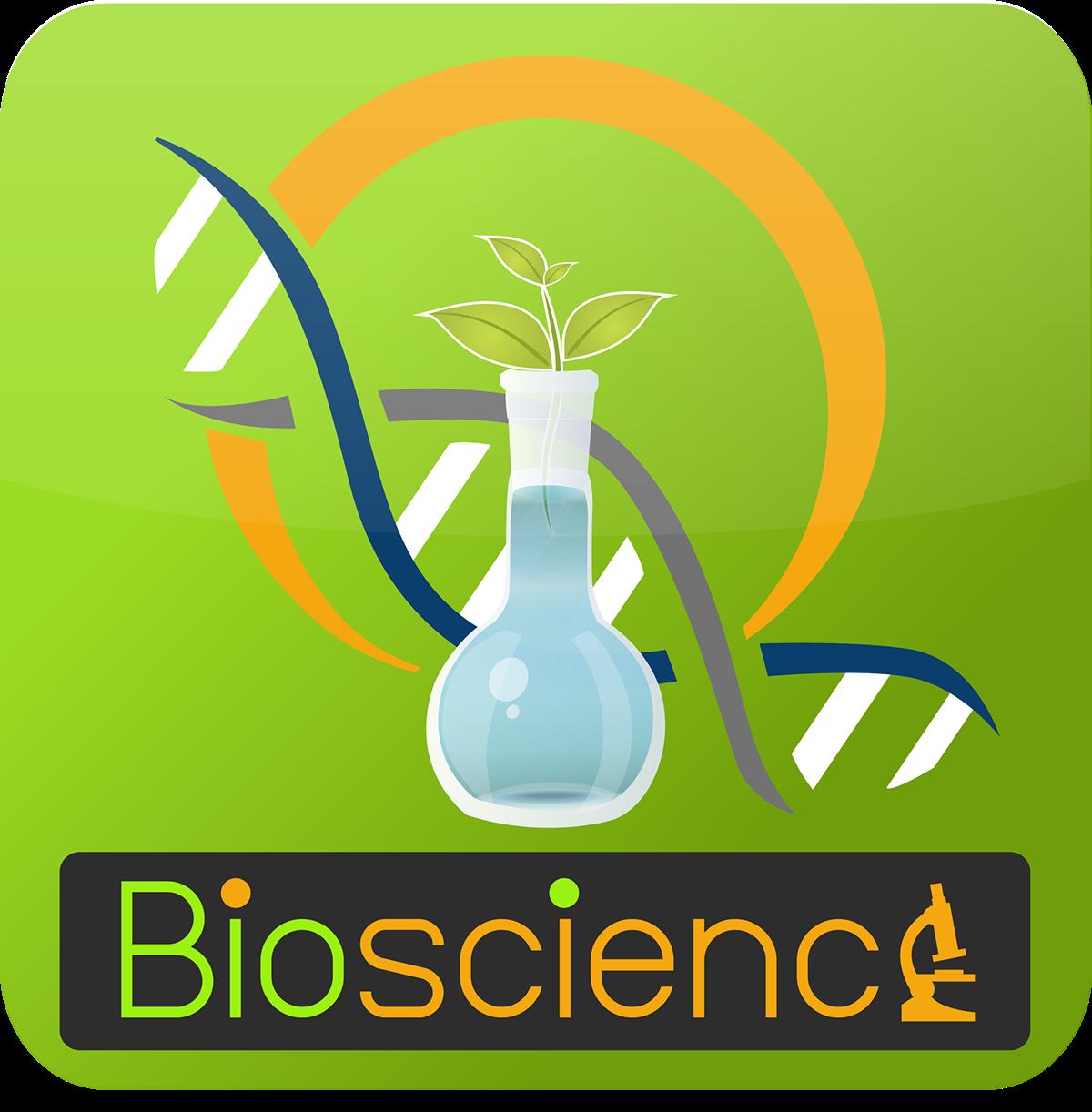 Bio Science Logo on Behance