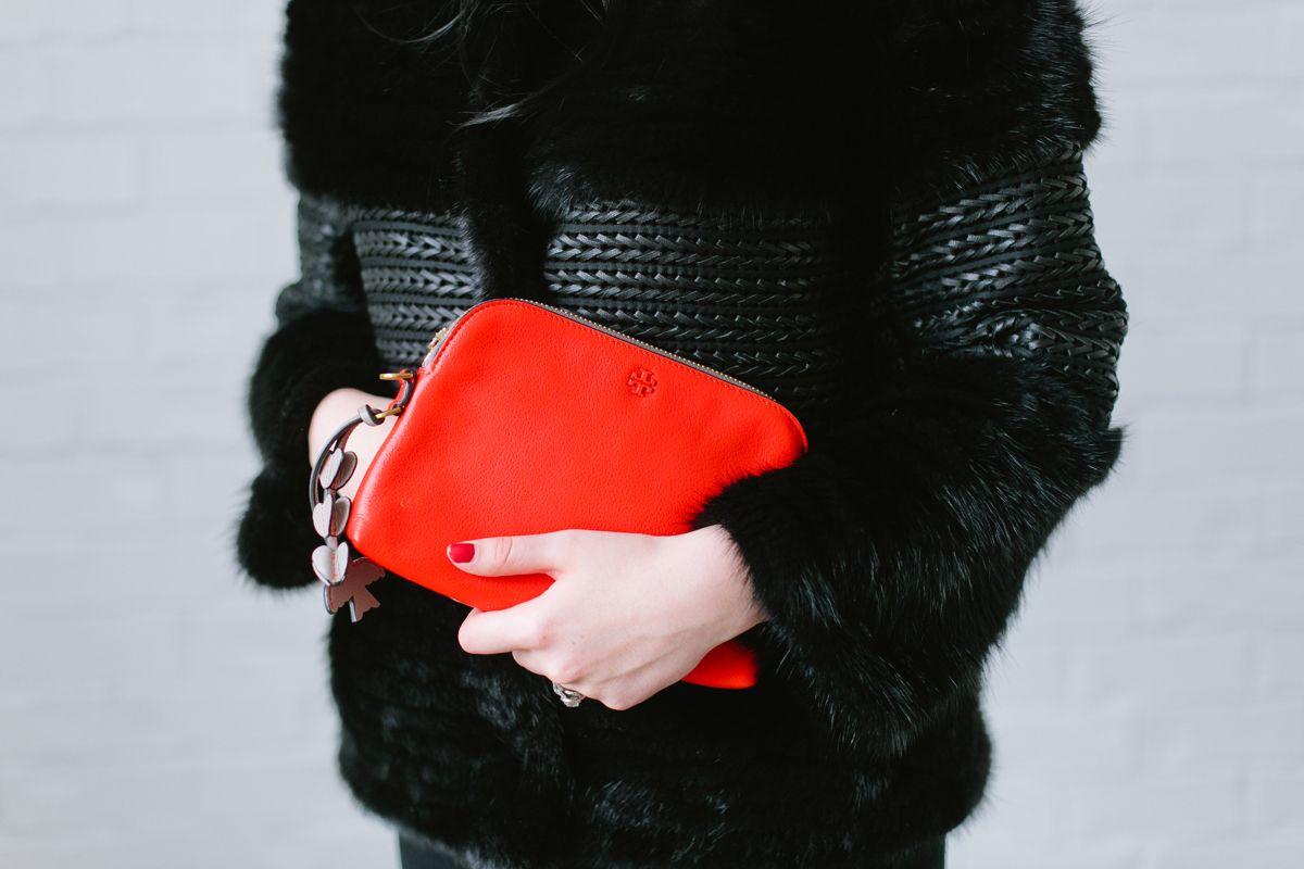 The Perfect Holiday Bag... @toryburch  #toryburchholiday16