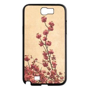 Amazon.com: Custom Personalized Beautiful Follower Cherry Blossom Tree Cover Hard Plastic Samsung Galaxy Note 2 N7100 Case: Cell Phones & Accessories