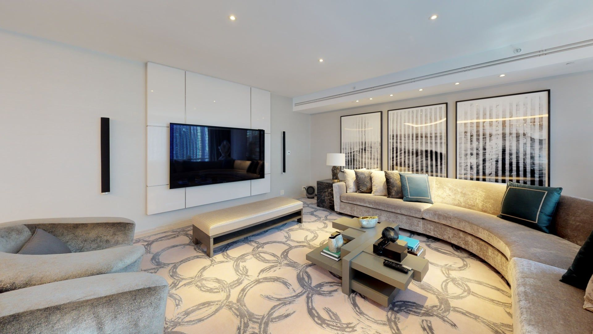 Park Hyatt New York Royal Suite Matterport 3d Showcase New York Penthouse Hotel Suite Luxury New York Hotels