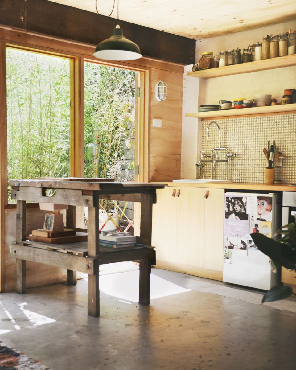 One Melbourne Shed Converted A Tiny House On A Budget