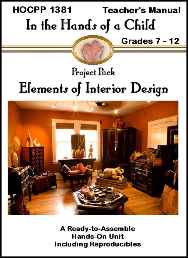 Interior Design Curriculum Homeschool Curriculum For Older Grades