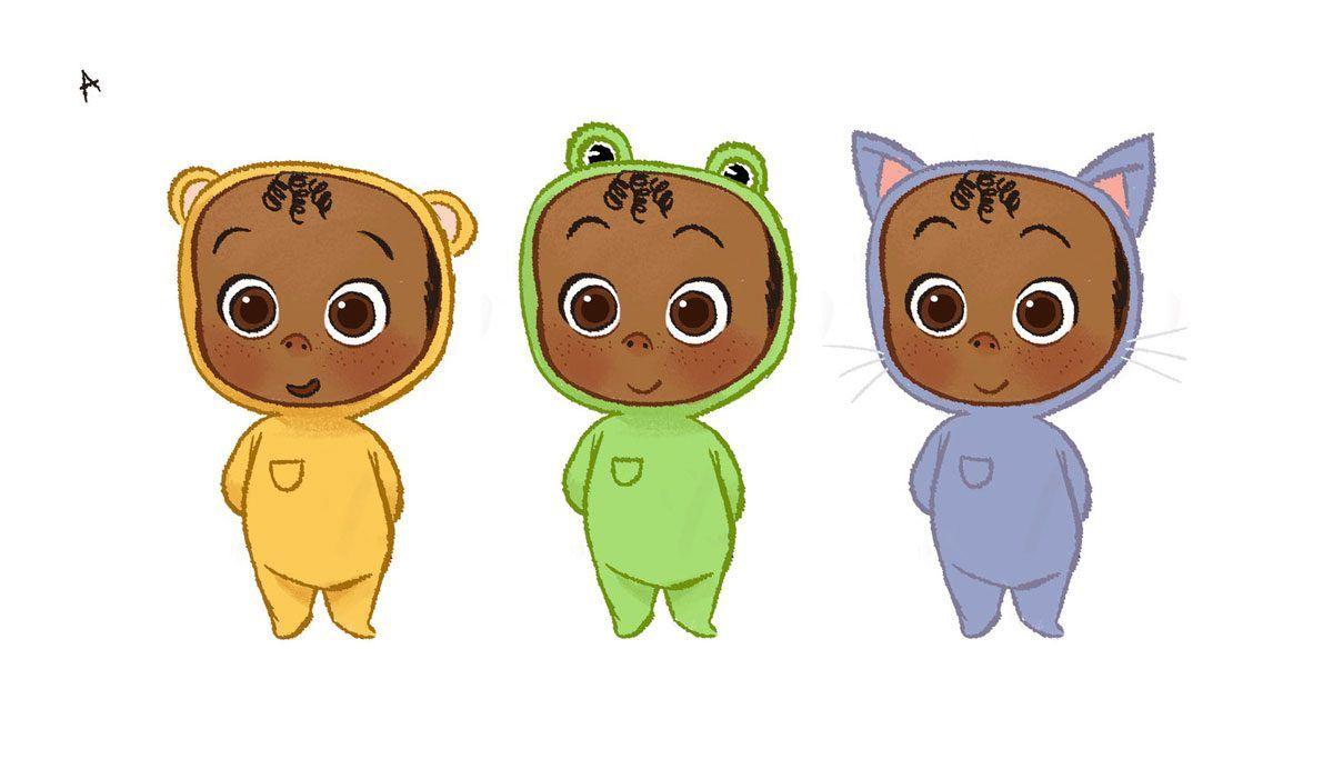 The Art Of The Boss Baby Boss Baby Character Design Baby Cartoon