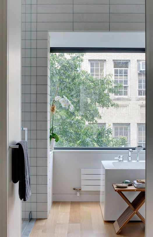 A modern NYC townhouse