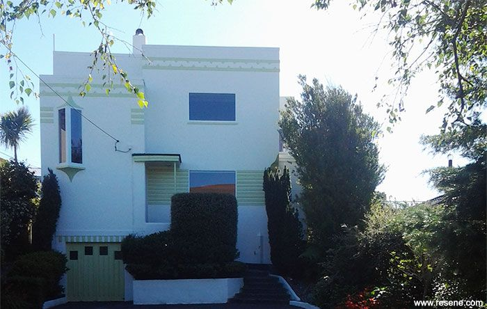 Nice Resene Buttery White On Walls · My HouseExterior ColorsArt Deco