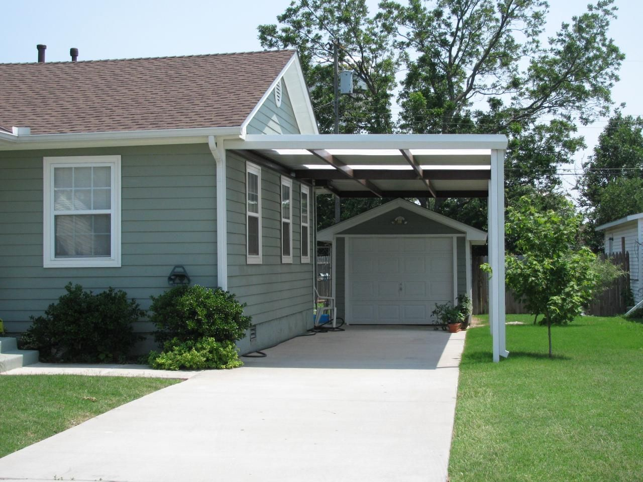 Carport vs Garage Carport designs, Carport plans, Diy