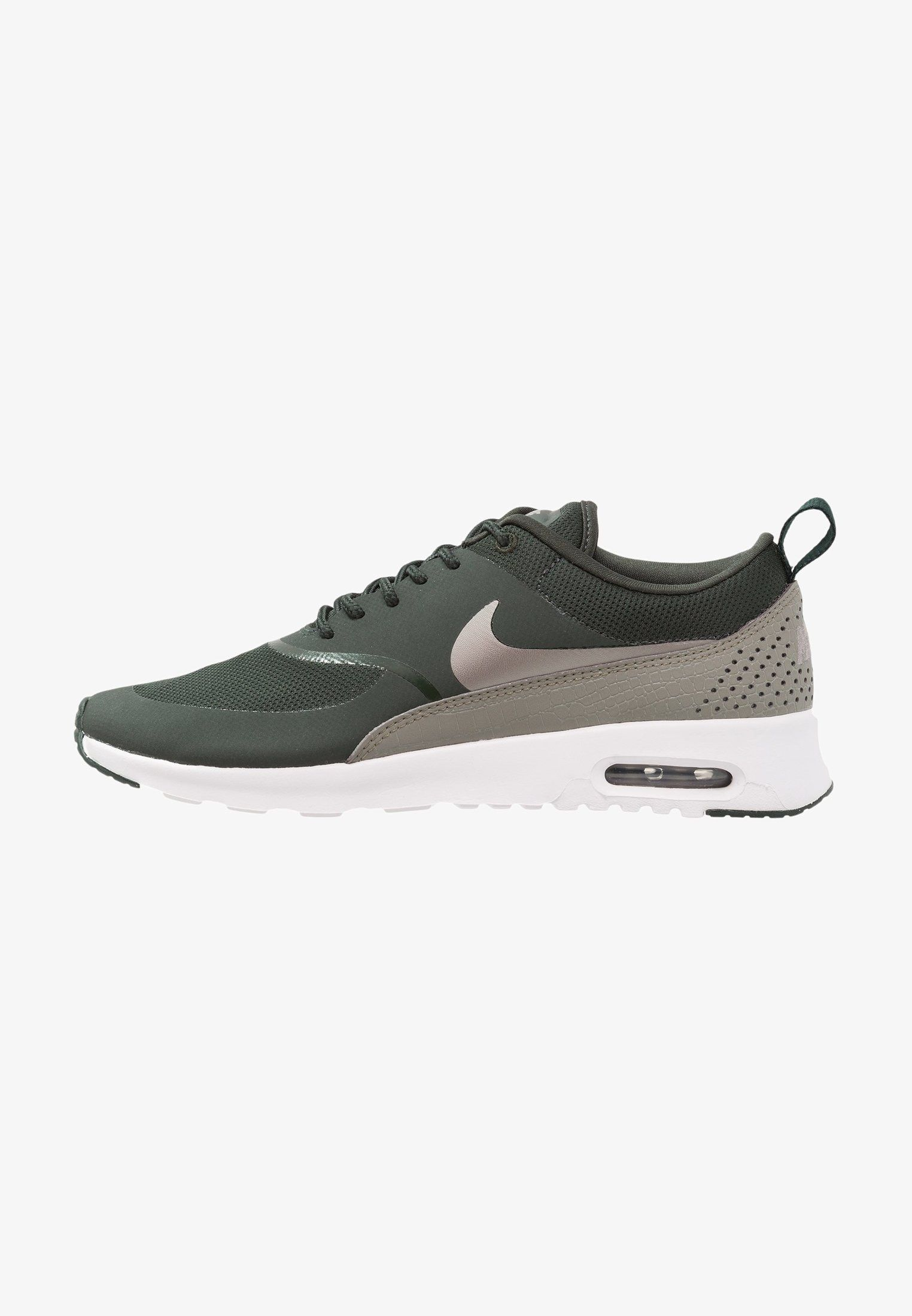 3f945de9154 AIR MAX THEA - Sneakers - outdoor green/metallic pewter ...