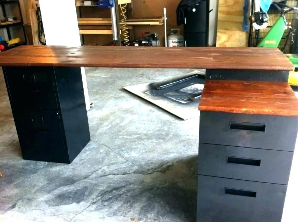 Diy L Shaped Desk With Drawers Mixauto Info Diy Craft Table Diy