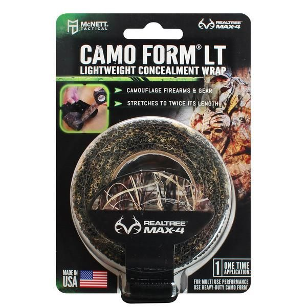 Mcnett Tactical Camo Form 174 Lt Lightweight Camouflage Wrap