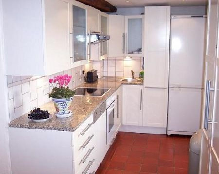 European Style Ikea Kitchen Tiny Kitchen Small Kitchen Ikea Kitchen Cabinets Atticmag Kitchen Remodel Small Kitchen Design Small White Ikea Kitchen