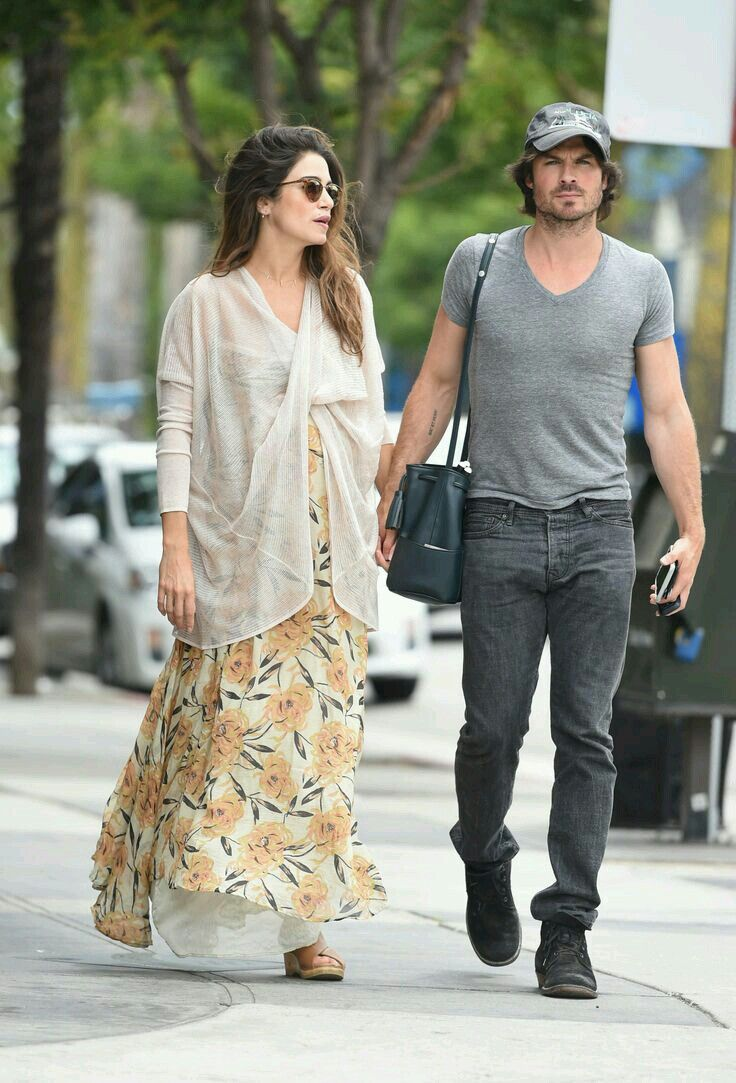 Look Of The Day: Nikki Reed Spotted in Rebecca Minkoff images