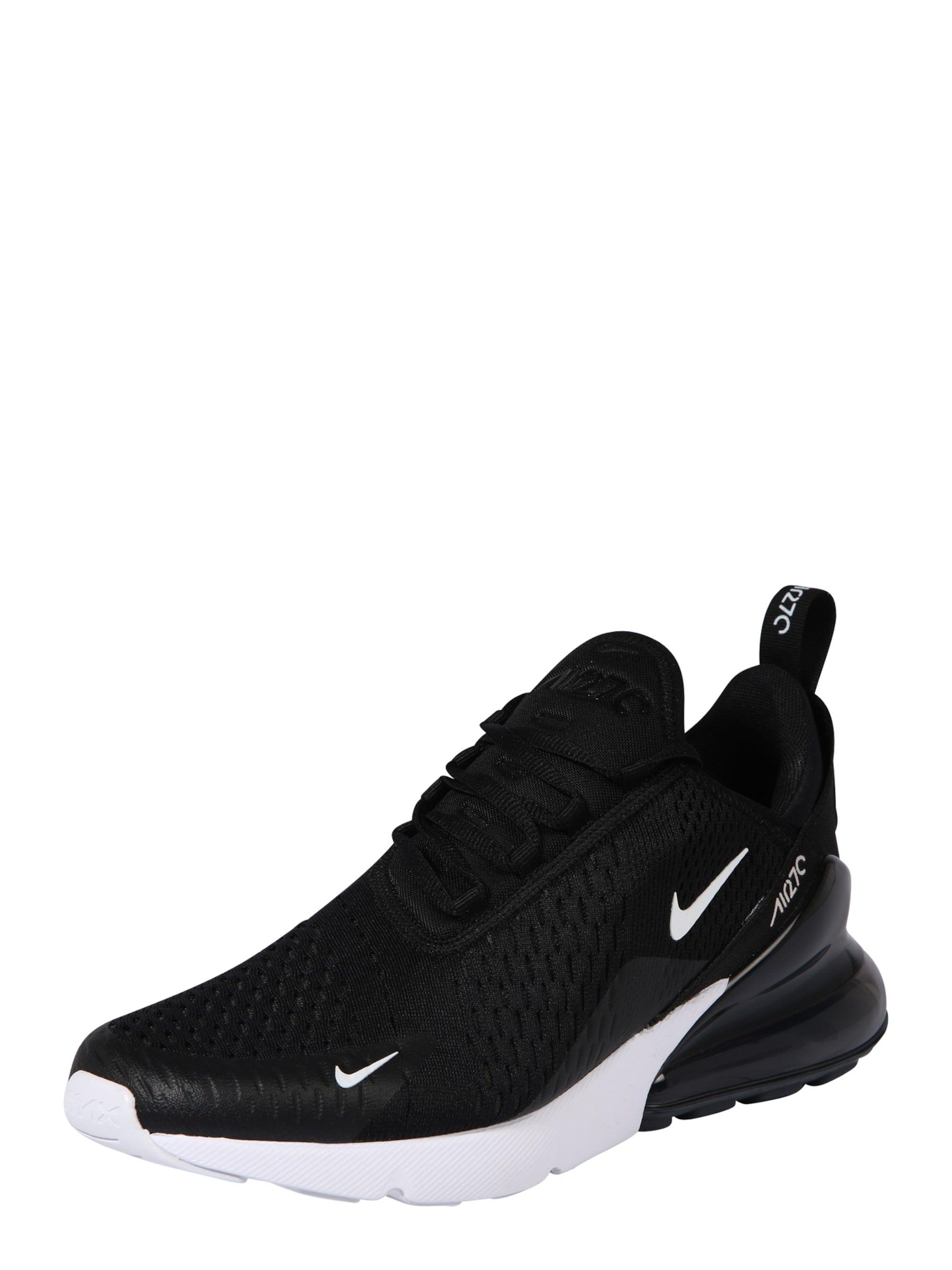 Herren Nike Sportswear Air Max 270 Sneaker Schwarz Kategorie Herren Schuhesneakersneaker Lowsneaker Material Mesh Material With Images Sneakers Nike Nike Sportswear