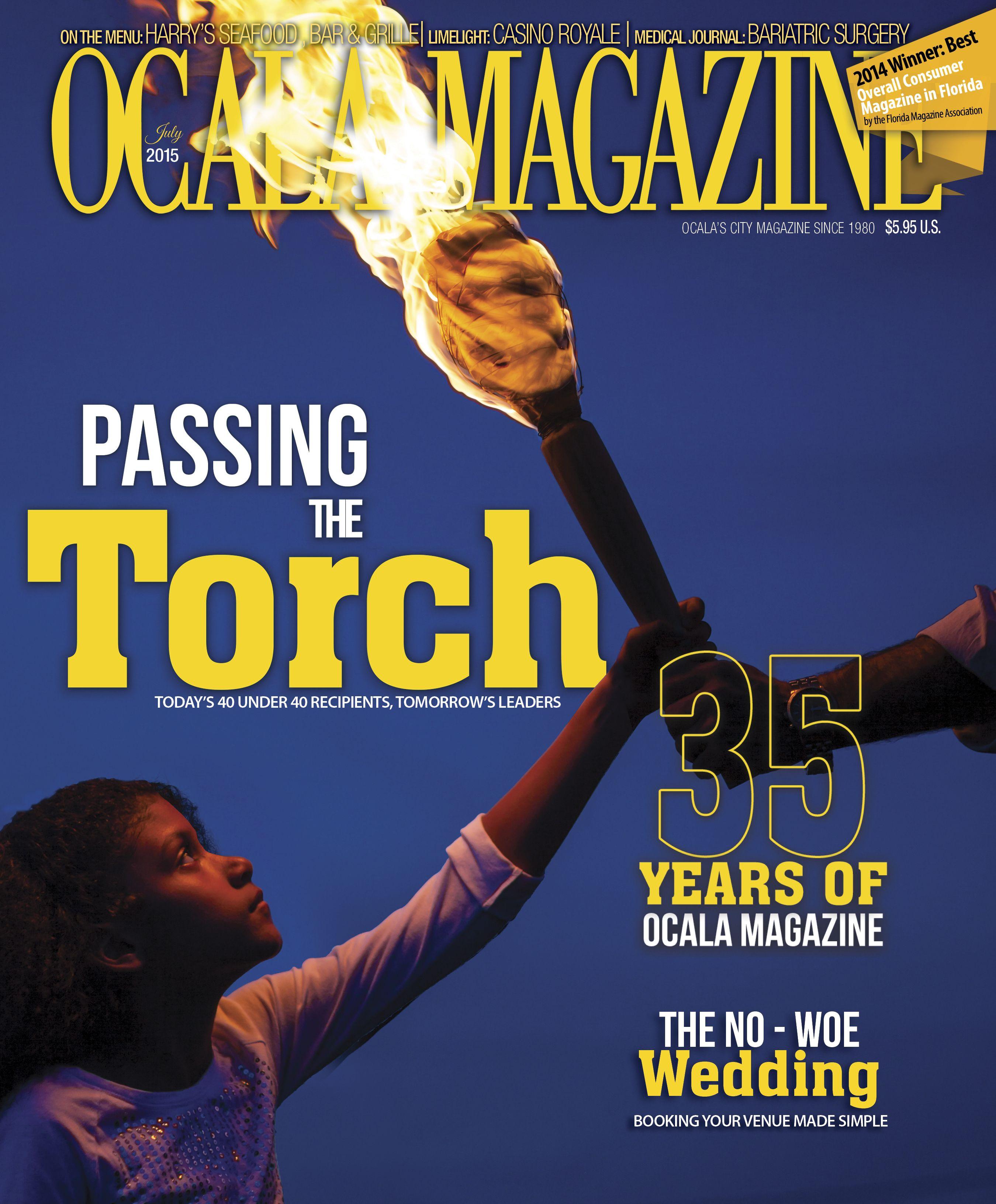 Cover for om july 2015 city magazine medical journals
