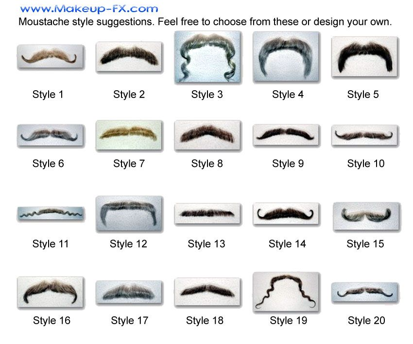 Swell 1000 Images About Moustache Index On Pinterest Feelings Short Hairstyles Gunalazisus