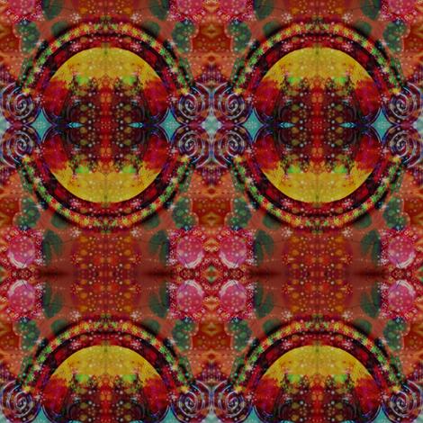 Inside Jafar's Genie Bottle fabric by loriwierdesigns on Spoonflower - custom fabric