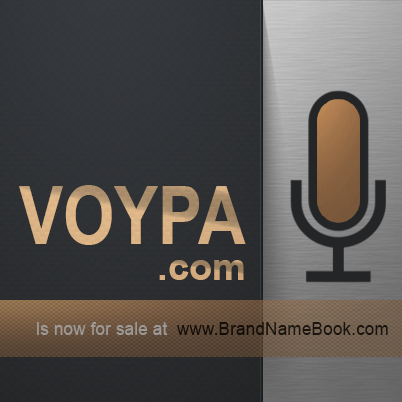 voypa.com VOYPA is a catchy, easy to spell and hard to ...