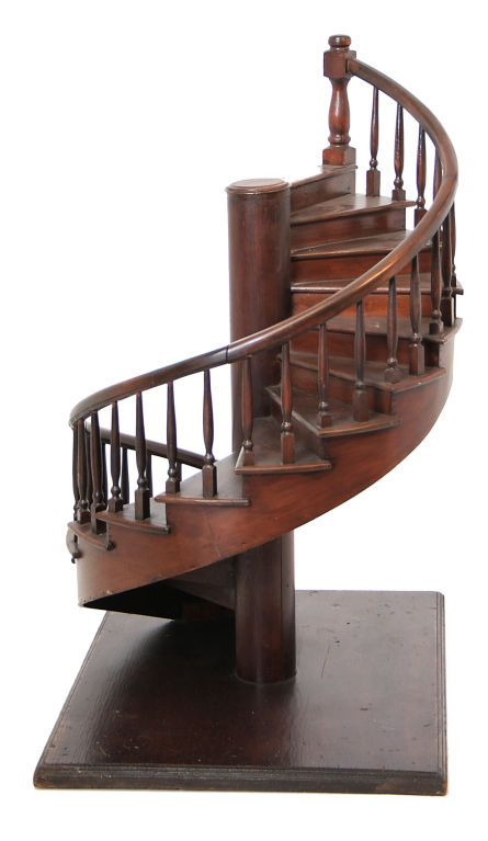 Best Architectural Staircase Models Model Of A Spiral 640 x 480
