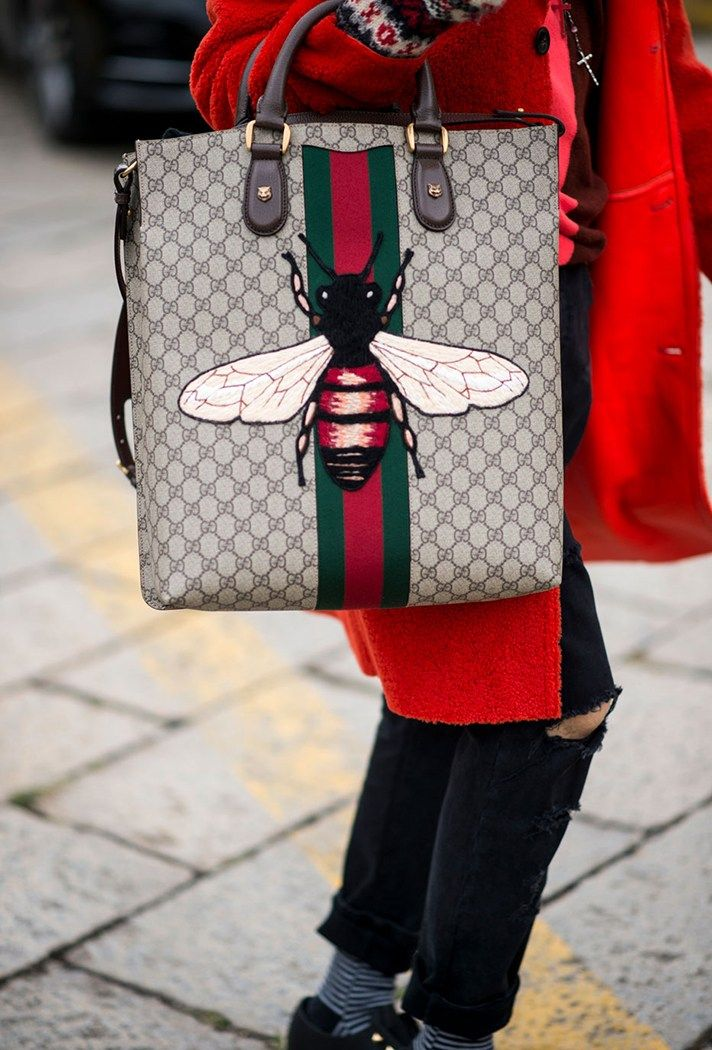a6a907d75f1d5f The 50 Best Street-Style Accessories from Fashion Month Spring 2017    StyleCaster