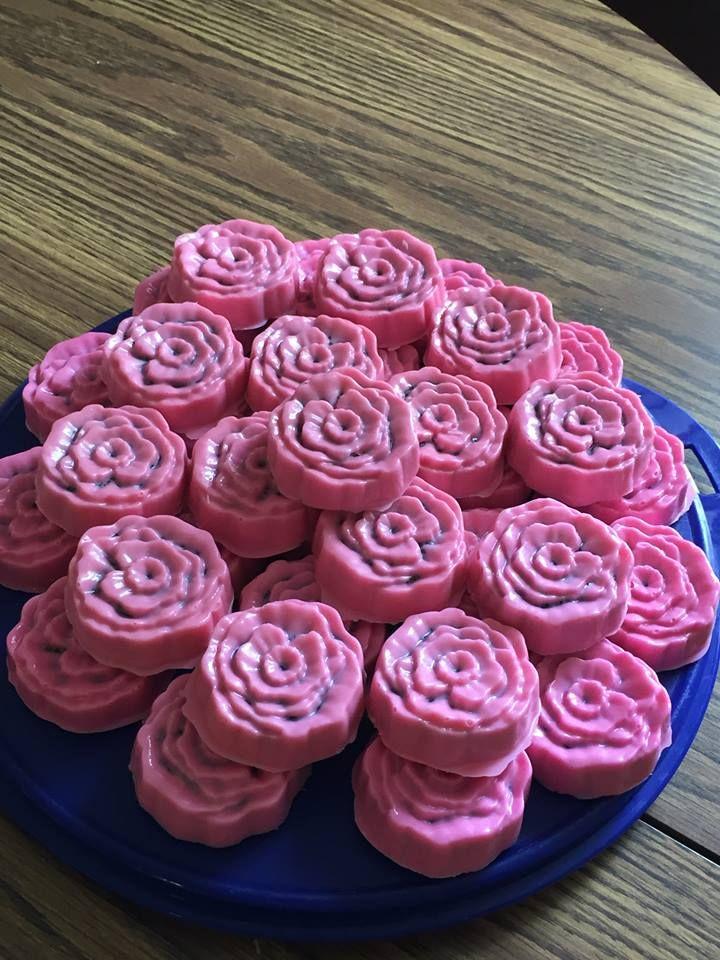 Lotus Blossom Cookies Percy Jackson Birthday Party Percy