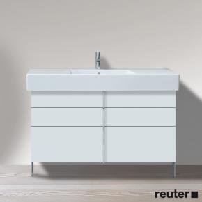 Duravit Vero Waschtischunterbau Stehend Weiss Hochglanz Badezimmer