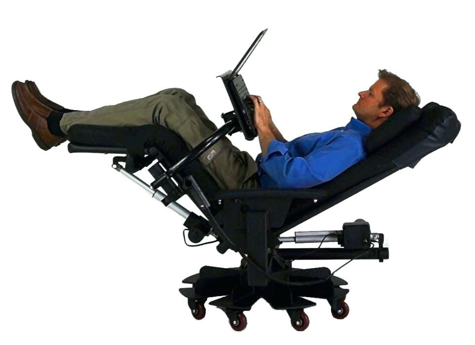 Fully Reclining Chair Bed