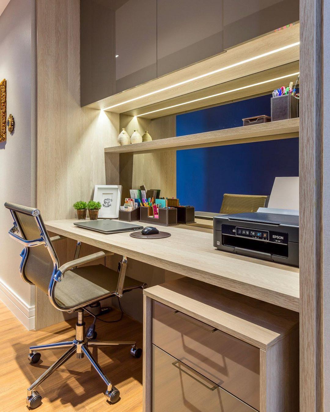 2020 的 55 Home Office Ideas That Will Make You Want To Work 主题