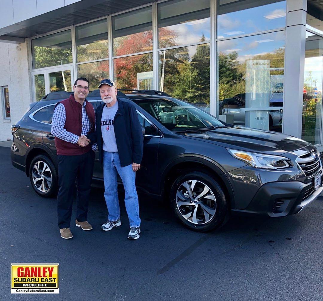 31 вподобань 0 коментарів Ganley Subaru East Ganleysubarueast в Instagram Congratulations To Jim On His Brand New 2020 Subaru Subaru Subaru Outback Bmw