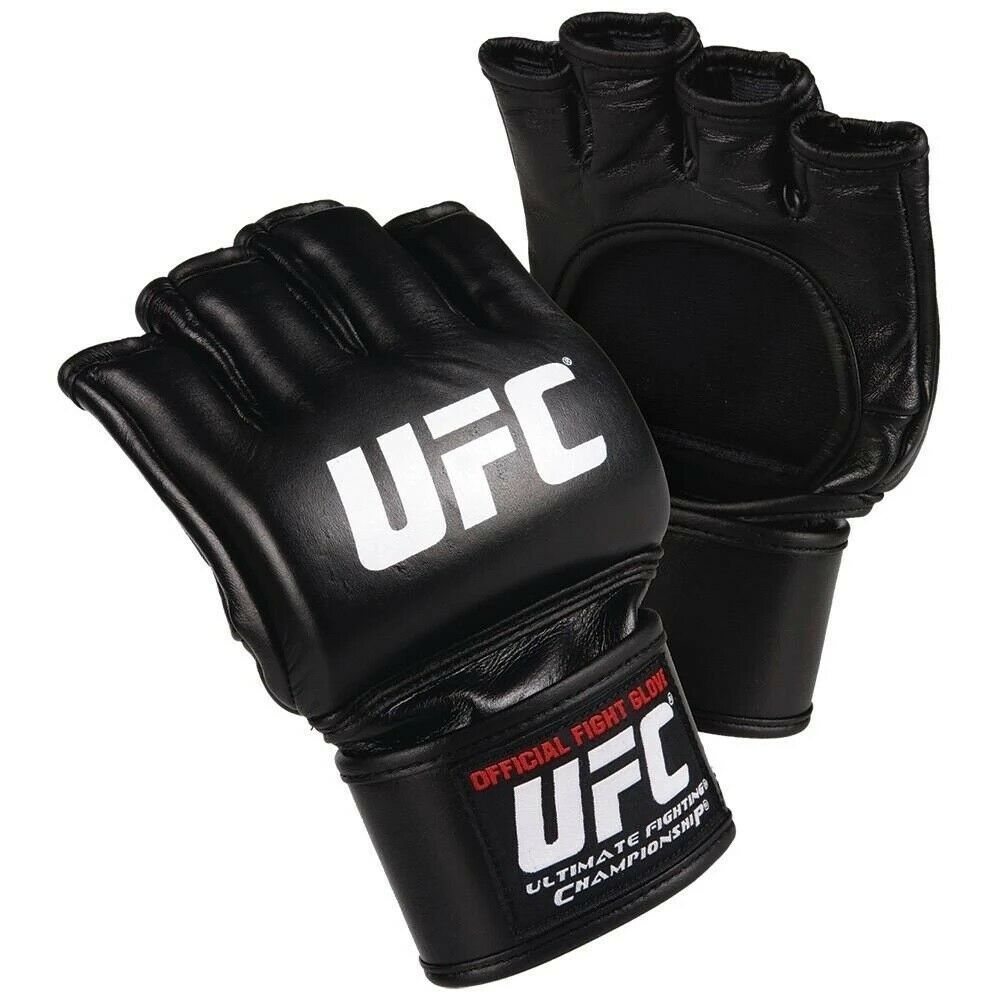 MMA Gloves UFC Grappling Fight Glove Sparring Kick Boxing Muay Thai Matial Arts