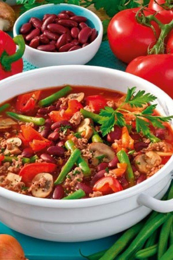 So wird die Suppe gekocht