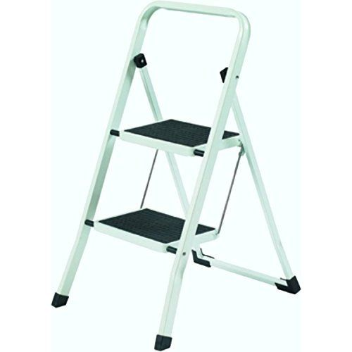Awesome Rubbermaid Rm Hsp2 Folding 2 Step Lightweight Steel Step Dailytribune Chair Design For Home Dailytribuneorg