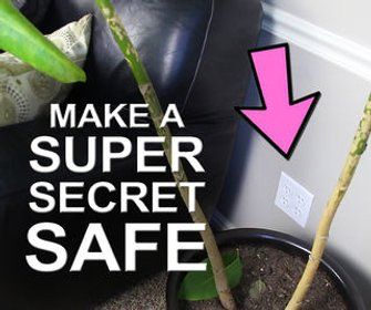 12 Do-It-Yourself Diversion Safes : 10 Steps (with ...