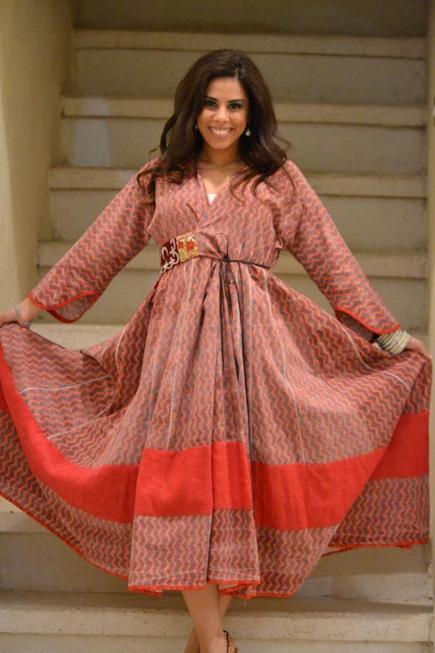 Kuwait Ramadan 2013 : Sirdab 6 by Souad Al-Sabah Collection   Arab fashion,  Fashion, Long sleeve dress