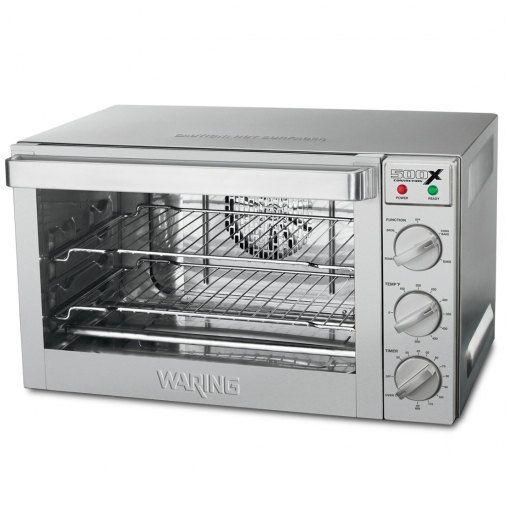 Waring Wco500x Half Size Countertop Convection Oven 120v 1700w With Images Countertop Convection Oven Convection Oven Countertop Oven