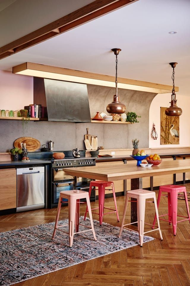 Kitchens Without Upper Should You Go Without
