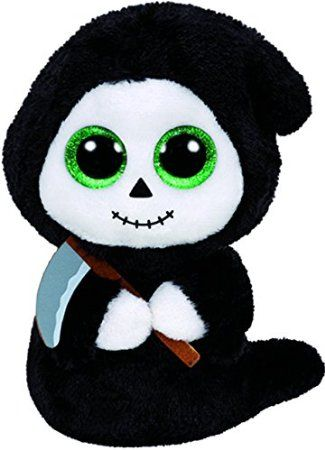 Grimm the Ghost - TY Beanie Boo  6e564148ae2d
