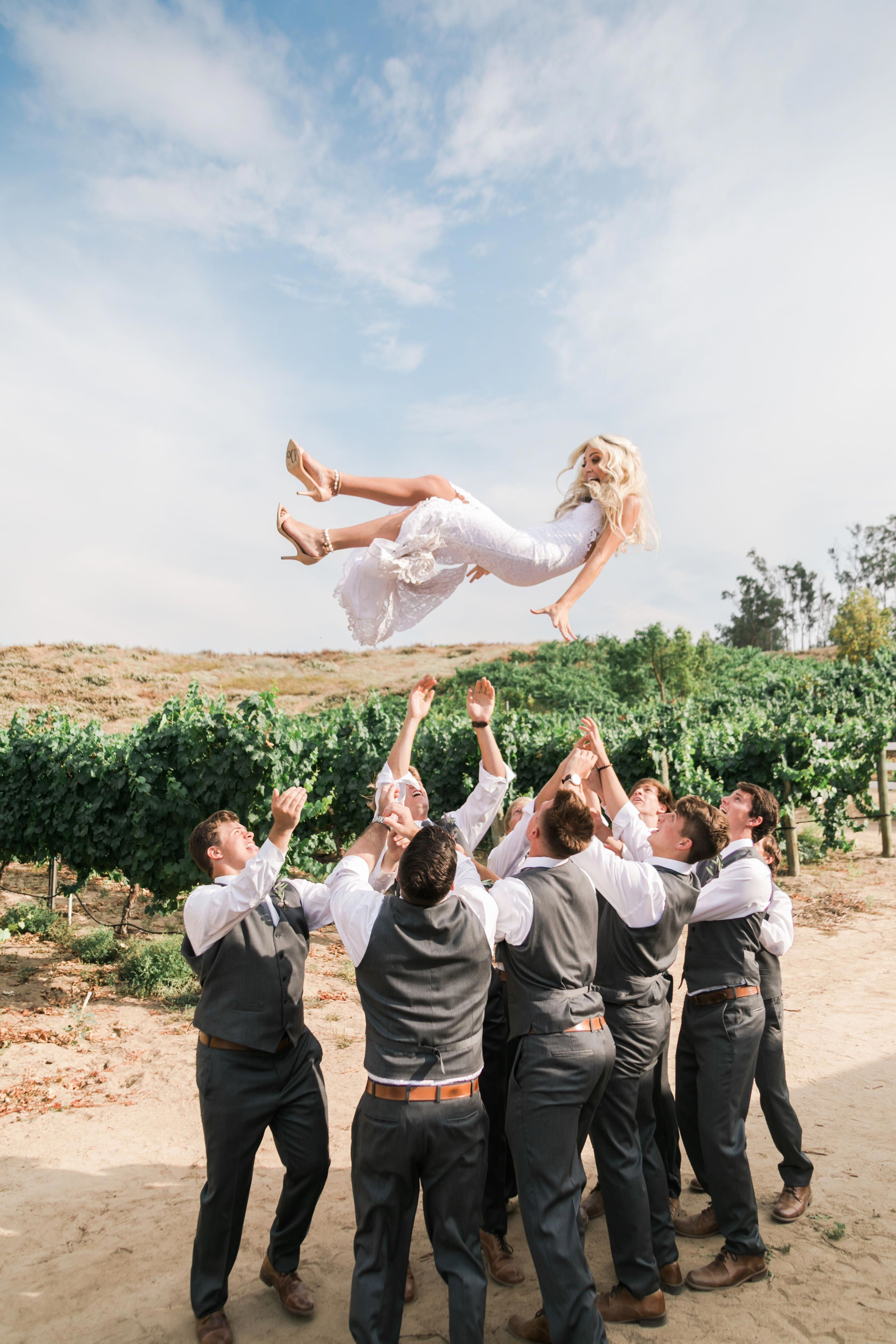 YouTube Stars, Savannah Soutas + Cole LaBrant's Wedding is part of Wedding photography - Savannah Soutas and Cole LaBrant share a look into their Temecula, California wedding designed with a bohorustic vibe